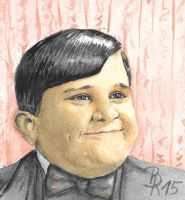 Dudley Dursley by LoonaLucy