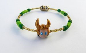 Loki Bracelet by Sugar-Bolt