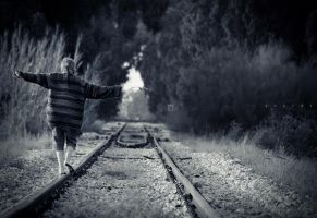 this is MY way to freedom... by gonras