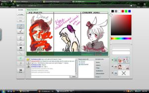iScribble 1 by AlyOh