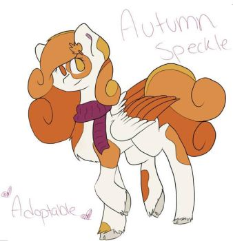 autumn speck by FreakShow159