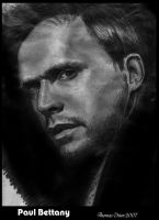 Paul Bettany by ThomasChien