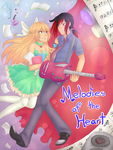 Melodies of the Heart Showpiece by Little-Miss-Boxie