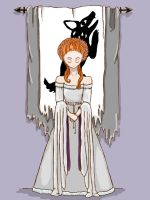 Sansa Stark by sentienttree