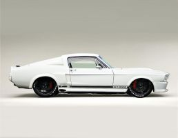 Shelby GT500 Eleanor by lovelife81