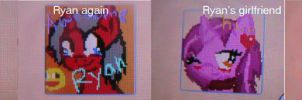 Stuff I Drew on a DS (it was so tiny and hard) by nyan-cat-luver2000