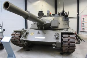 MBT-70 by Liam2010