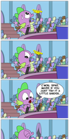 Bet you didn't know Spike could do this by belugatoons