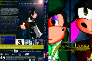 HoraceLand Season One DVD Cover by Dalia1784