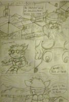 Sparkster 3 - Rise Of The Armadillos Page 2 by Artooinst