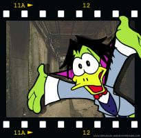Count Duckula by distorted-humor