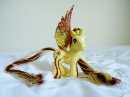 Custom mlp magical flower 1 by thebluemaiden