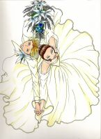 -Ria and Lucas-Wedding Fantasy by stardustcat