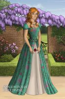 Giselle Of The Tudor by AnneMarie1986