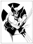 Wolverine 4 by Sketch64