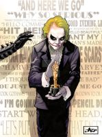 jokers award by lazeedog