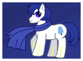 ::+GA-Pony KAITO for Paige+:: by Apple-Rings