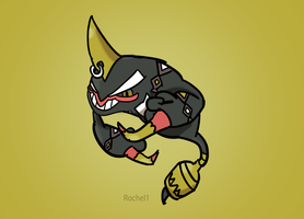 Fusemon Tapu-croak