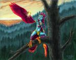 Harpy - WoW by NetRaptor