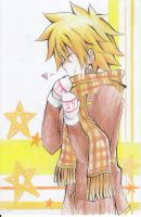 Tsuna...winter by UVERworldnoZanGetsu