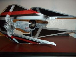 Tie Interceptor Elite Squadron by Eye-of-Kaiba
