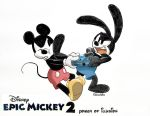 Epic Mickey2 power of illusion 3DS by twisted-wind