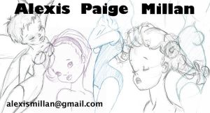 Business Card by Alexis-Paige