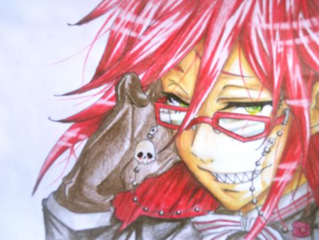 Grell Color by Luchink-Beebop