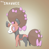 061: Snawwee by SteveO126