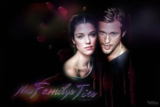 True Blood Family Ties by Cudzinec