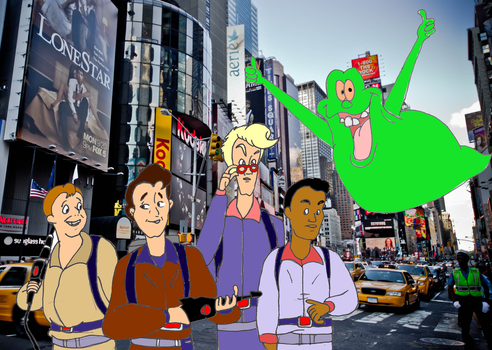 30 years of The Real Ghostbusters by Trey-Vore