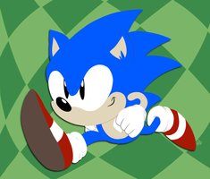 CLASSIC SONIC by dundabre000
