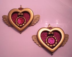 SuperS Brooches by Cepiapon