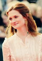 London Premier: Bonnie Wright by vacant-xpressi0ns