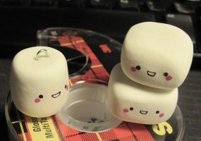 Tofu babies by Etherpendant