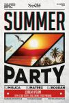 Summer Party Flyer by Mariux10
