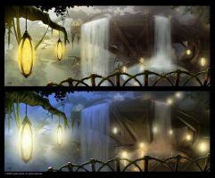 nature colony- water collector by staudtagi