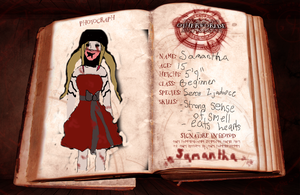 Samantha's *NEW* Application Form by ShadowIsStillAlive