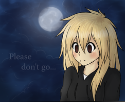 please don't go by LucyBluf
