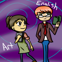 Art and English by Eleanorose123