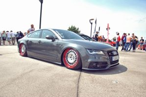 RACEISM Event 2014 - Audi S7 v2 by 2micc
