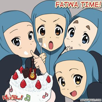 Fatwa Time by maskawaih