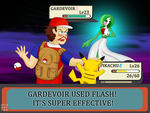 Gardevoir! Who taught you that?! by Gugger186