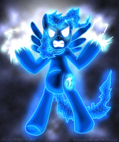 MLP ATG: D28 - Thunder Dash by AniRichie-Art