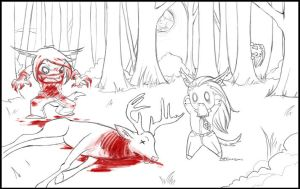 See Spot -- of Blood by BBMacToma