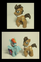 Dr Whooves Blind Bag by ceramicpony