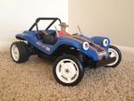 Little Blue Dune Buggy by easyridin