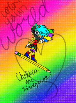 Chelsea .:Color Your World:. by april4042000