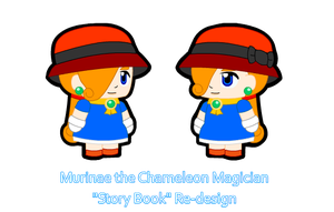 Mirrornean - Storybook Style Murinae by BradRedfield