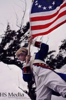 APH: Revolutionary America 1 by J-JoCosplay